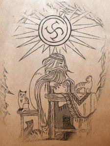С древнейших времен человека сопровождают символы
