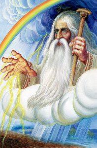 Бог Громовник