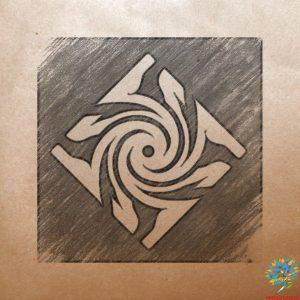 Славяно-арийский символ Гаруда - Значение древнего оберега