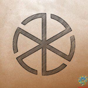 Славяно-арийский символ Грозовик - Значение древнего оберега