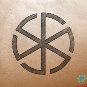 Славяно-арийский символ Громовник - Значение древнего оберега
