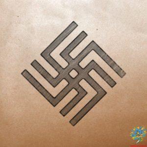 Славяно-арийский символ Дуния - Значение древнего оберега