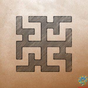 Славяно-арийский символ Духобор - Значение древнего оберега