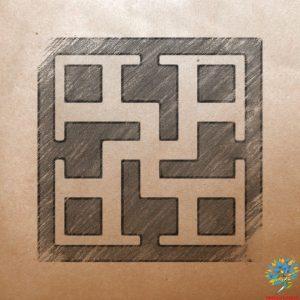 Славяно-арийский символ Духовная сила - Значение древнего оберега
