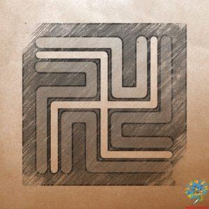 Славяно-арийский символ Алтарник - Значение древнего оберега