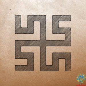 Славяно-арийский символ Боговник - Значение древнего оберега