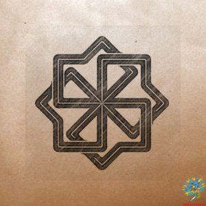Славяно-арийский символ Молвинец - Значение древнего оберега