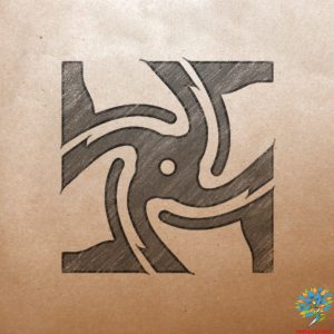 Славяно-арийский символ Нараяна - Значение древнего оберега