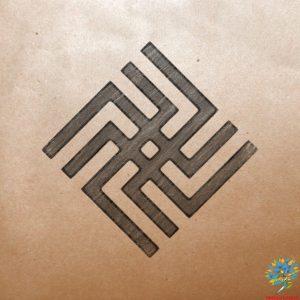 Славяно-арийский символ Небесный вепрь - Значение древнего оберега