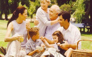 На основе философии семью не строят