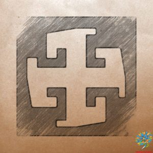 Славяно-арийский символ Богодар - Значение древнего оберега