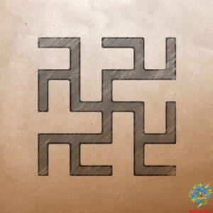Славяно-арийский символ Одолень-трава - Значение древнего оберега
