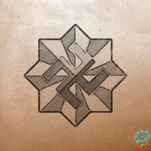 Славяно-арийский символ Расич - Значение древнего оберега
