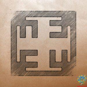 Славяно-арийский символ Ратиборец - Значение древнего оберега
