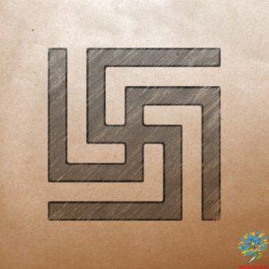 Славяно-арийский символ Рубежник - Значение древнего оберега