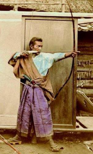 Настоящие Самураи - потомки воинов Айнов