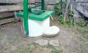Очищение колодца. Колодец у Славян  — источник мистики.