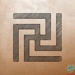 Славяно-арийский символ Рысич - Значение древнего оберега