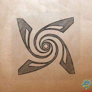 Славяно-арийский символ Садхана - Значение древнего оберега