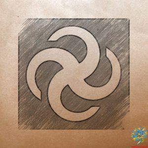 Славяно-арийский символ Сваор-солнцеврат - Значение древнего оберега