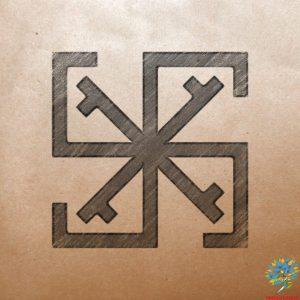 Славяно-арийский символ Сварга - Значение древнего оберега