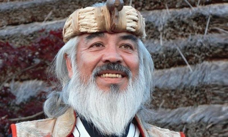 Белая Раса - коренные жители японских островов. Айны.