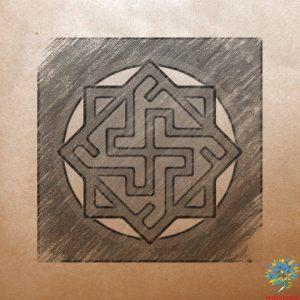 Славяно-арийский символ Валькирия - Значение древнего оберега
