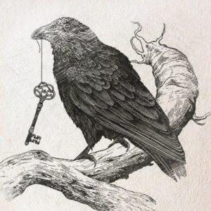 Характер рожденного в Чертоге Ворона
