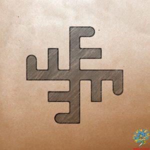 Славяно-арийский символ Солнечный крес - Значение древнего оберега