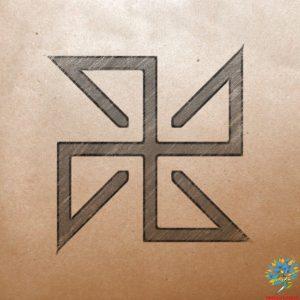 Славяно-арийский символ Солонь - Значение древнего оберега