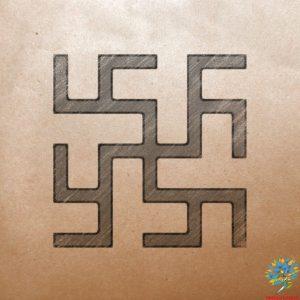 Славяно-арийский символ Цветок папоротника - Значение древнего оберега