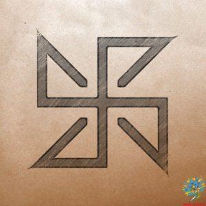 Славяно-арийский символ Яроврат - Значение древнего оберега