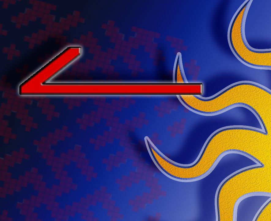 Славяно-арийский символ Жреческий Посох - Значение древнего оберега