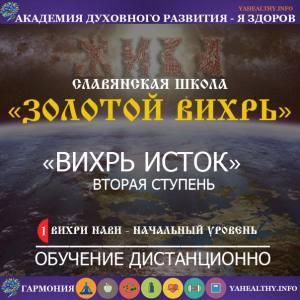 1.2 «Вихрь Исток - 2 ступень»