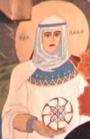 ЛАДА-МАТУШКА (Матерь Сва)