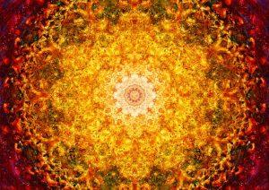 Огонь - символ жизни на земле