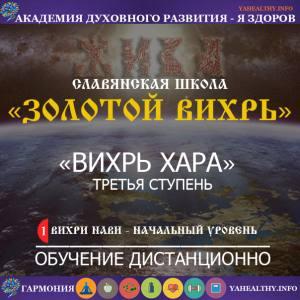 🔥 1.3 «Вихрь Хара - 3 ступень»