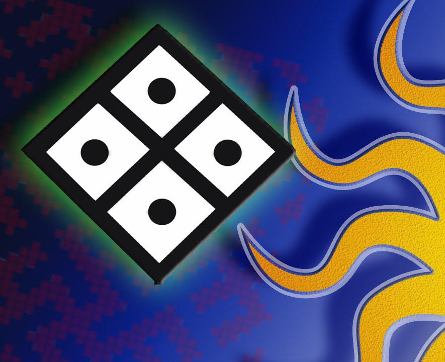 Славяно-арийский символ Засеянное Поле - Значение древнего оберега